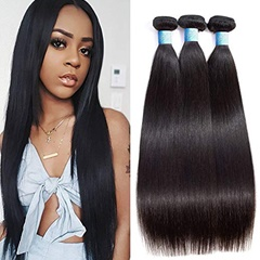 Free shipping Virgin Remy hair extensions silky straight Peruvian hair extensions 100 human hair extensions 8''--30''