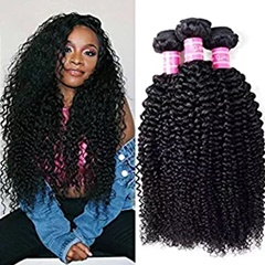 Grace Fantasy Hair top quality mongolian afro kinky curly hair extensions 8''-30'' virgin hair kinky curly mongolian weft hair extensions