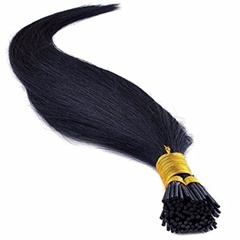 Hot Selling Fusion Pre bonded hair extensions Brazilian itip hair extensions 1.0g/strand 100g/pack Virgin Remy Human Hair Extensions