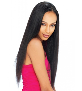 GraceFantasy 7A Brazilian Lace Front Human Hair Wigs Glueless Full Lace Wigs Natural Black Straight Wigs for Black Women Free Part