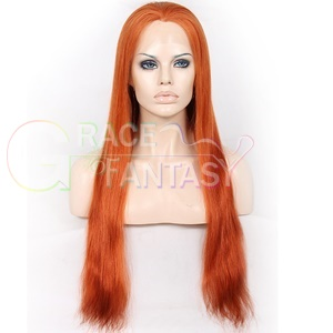 Grace Fantasy #30 Lace Front Human Hair Wigs