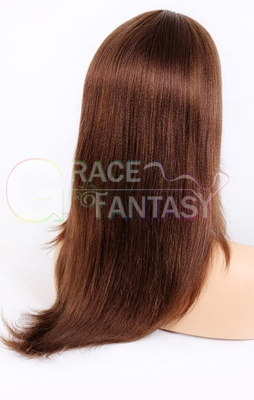 Glueless Lace Wigs Human Hair with Baby Hair for Women