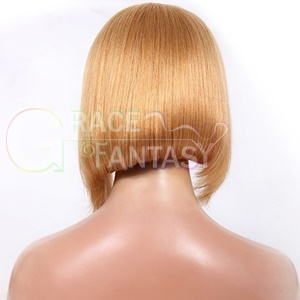 Glueless Lace Front Wig Pre Plucked Hair