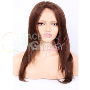 Grace Fantasy Brown Lace Front Wigs