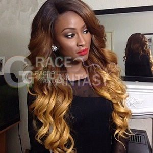 GraceFantasy 4 27 30 body wave human hair wigs lace front wigs 100%human hair