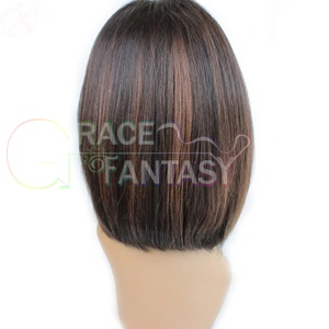 Glueless Lace Frontal Wigs