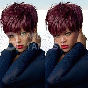 Short Bob Lace Front Wigs Human Hair Wigs
