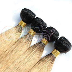 Human Virgin Hair Extensions 8A Grade Natural
