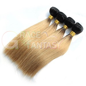 Extensions 8A Grade Natural Black to Blonde Color