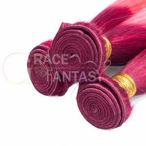 8A Grade Natural Red to Pink Color