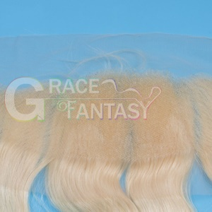Virgin Silky Straight Lace Frontals