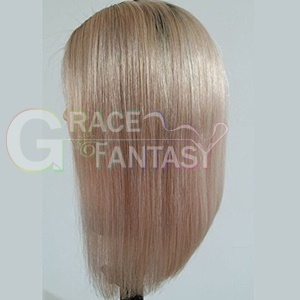 Style Remy Human Hair Glueless Short Natura