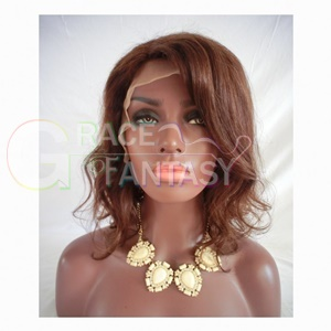 Natural Wave Remy Human Hair Short