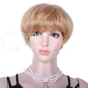 Hight Quality Grace Fantasy Lace Front Wig BOB Style