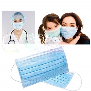 Comfortable Sanitary 3-Layer Anti Dust Breathable mask