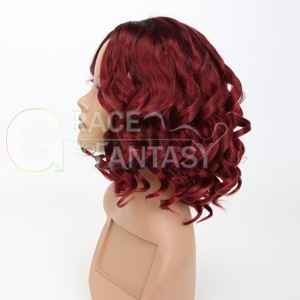 India Synthetic Hair