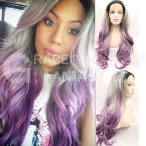 Grace Fantasy Lace Front Synthetic Hair Wigs