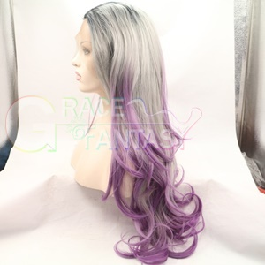 Wavy Synthetic Lace Wigs