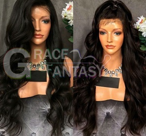 Wavy Long Synthetic Hair Wigs