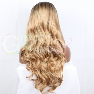 Heat Resistant Fiber Synthetic Hair