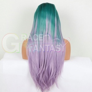 Straight Synthetic Lace Front Wigs