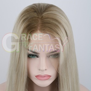 Curly Synthetic lace front wigs