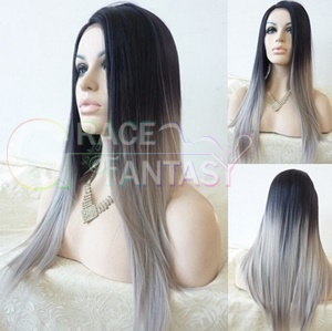 glueless synthetic wig