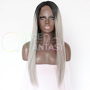 straight synthetic lace fronts