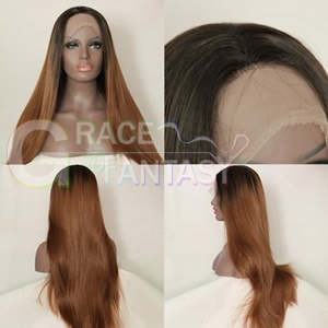 glueless synthetic lace front wigs