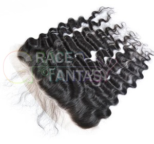 full front lace closure