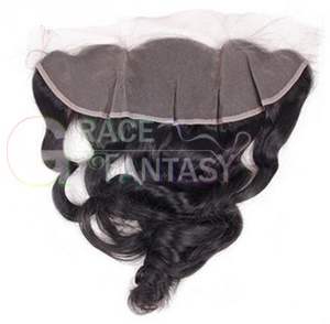Loose Wave Lace Frontal Closure