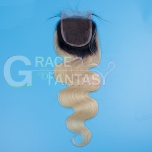 Dark Root #613 Lace Frontal Closures