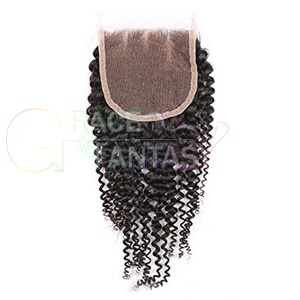 Kinky Curly Hair Closures