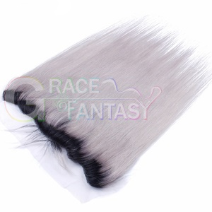 Grey Brazilian Lace Frontals