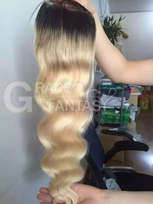 Blonde Lace Frontal Closures