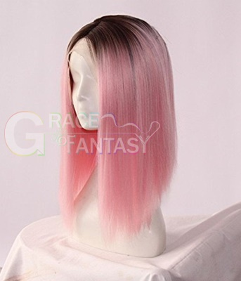 Bob Synthetic Lace Front Wigs