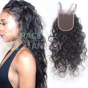 Water Wave Lace Front Closures