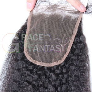 Kinky Straight Top lace Closures