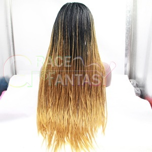 Synthetic hair for braiding Synthetic jumbo braid wigs for African American