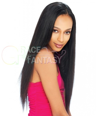 7a brazilian lace wigs human hair glueless full front wig natural black straight for women free part