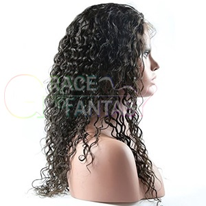 Full Lace Wigs with Bangs Lace Front Wigs