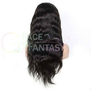 Lace Front Human Hair Wigs Brazilian Remy Hair Wavey Hair Wig