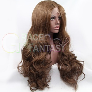 Body Wave Lace Front Human Hair Wigs With Baby Hair