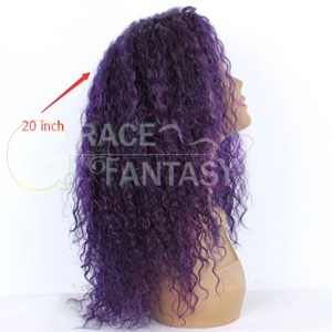 Human Hair Natural Hairline Wigs