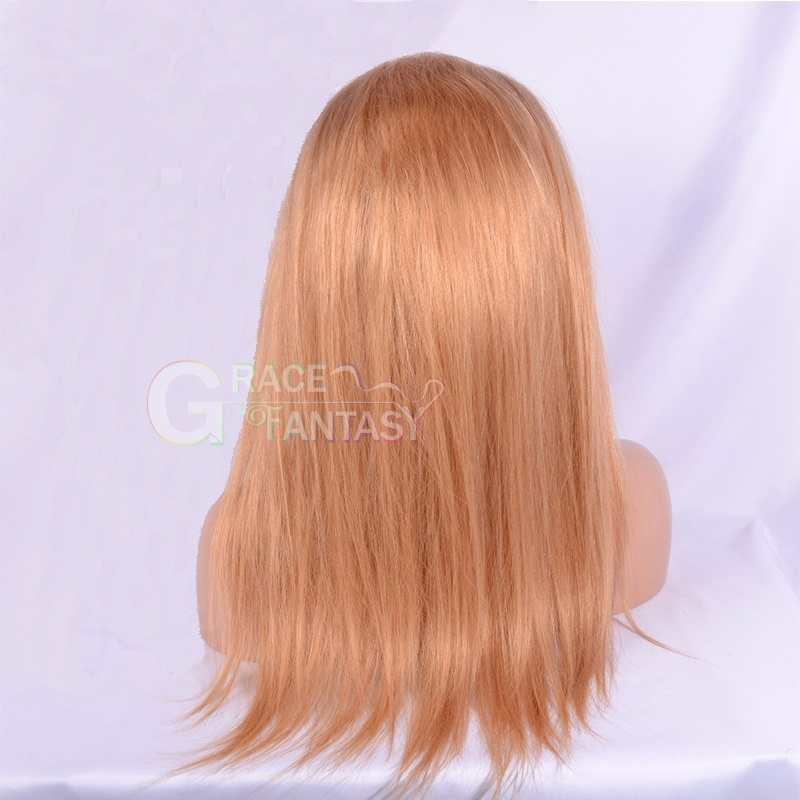 Pre Plucked Glueless Lace Wigs Human Hair with Baby Hair for Women