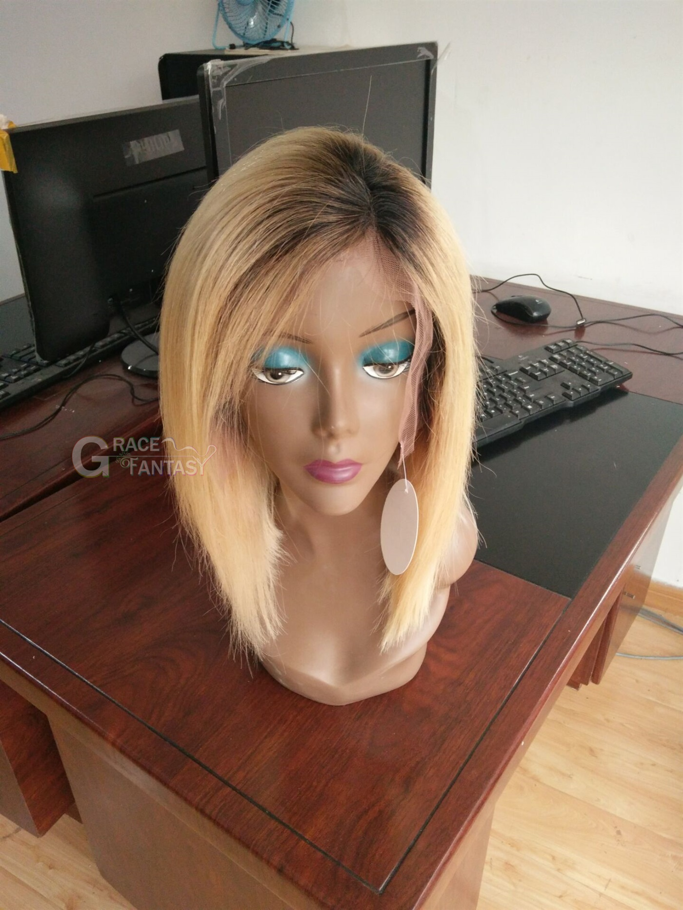 Human Hair Wigs Pre Plucked Glueless Lace Wigs Human Hair