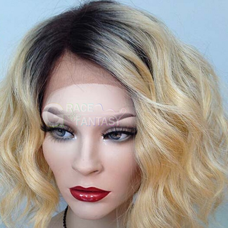 Lace Front Wig with Baby Hair For Women