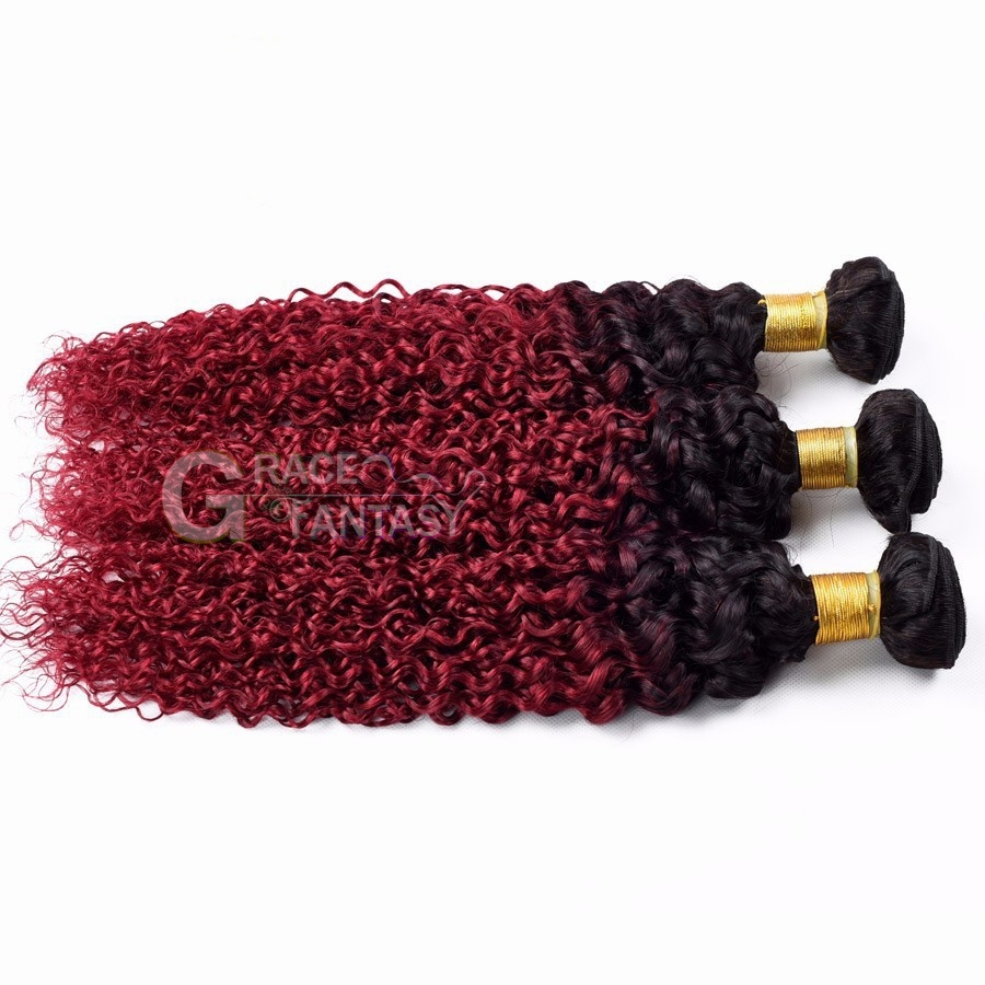 Afro Kinky Curly For Black Women 100% Human Hair