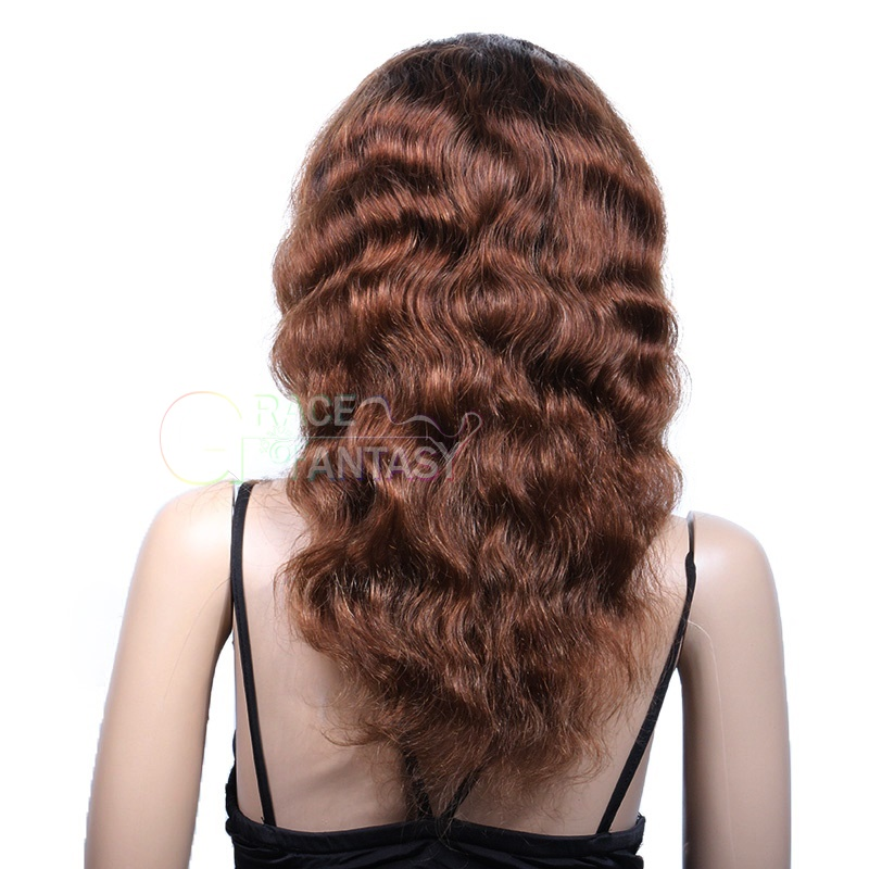 Cheap Human Hair Pre Plucked Glueless Human Hair Lace Front Wigs