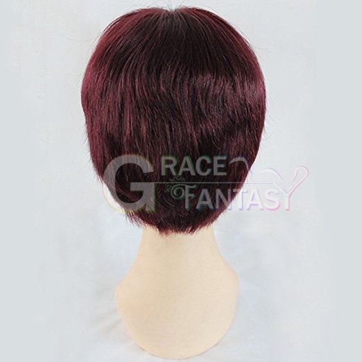 Silk Straight Human Hair Lace Front Wigs
